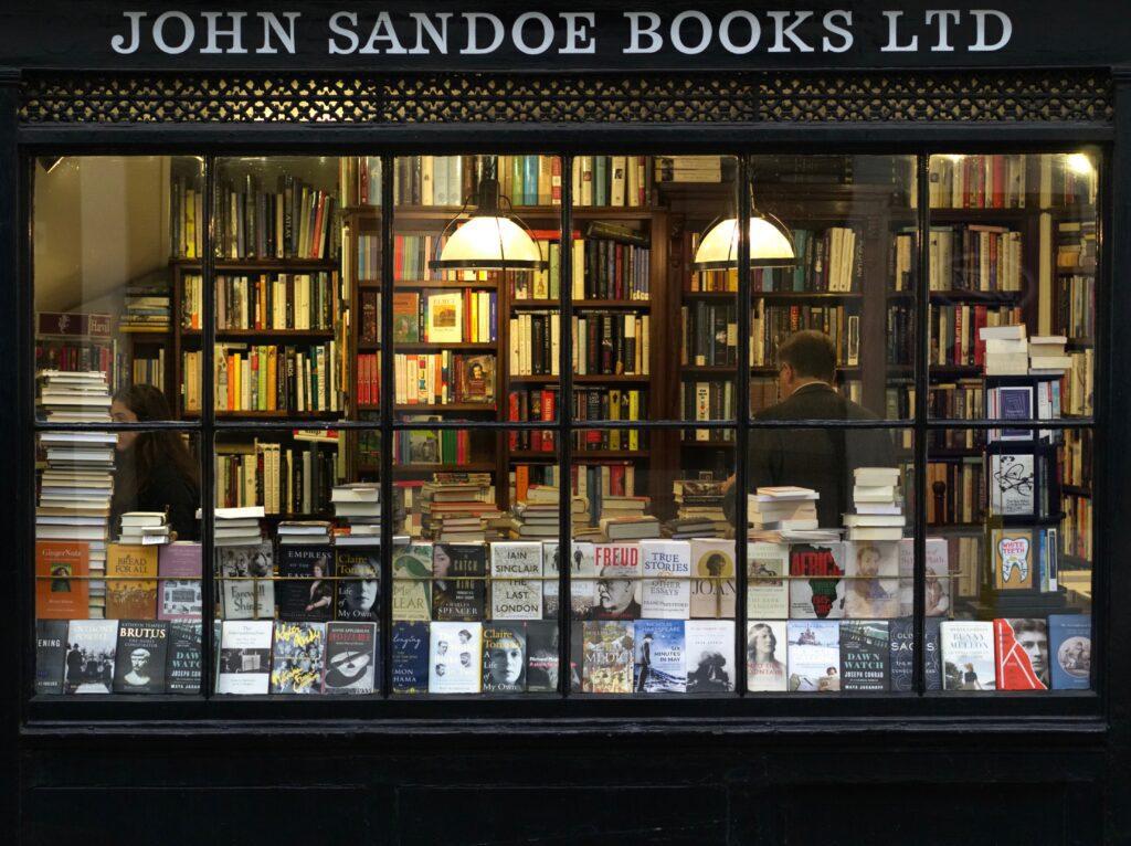Comprare in libreria