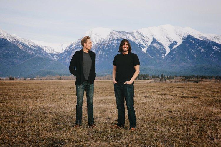Joshua Millburn e Ryan Nicodemus