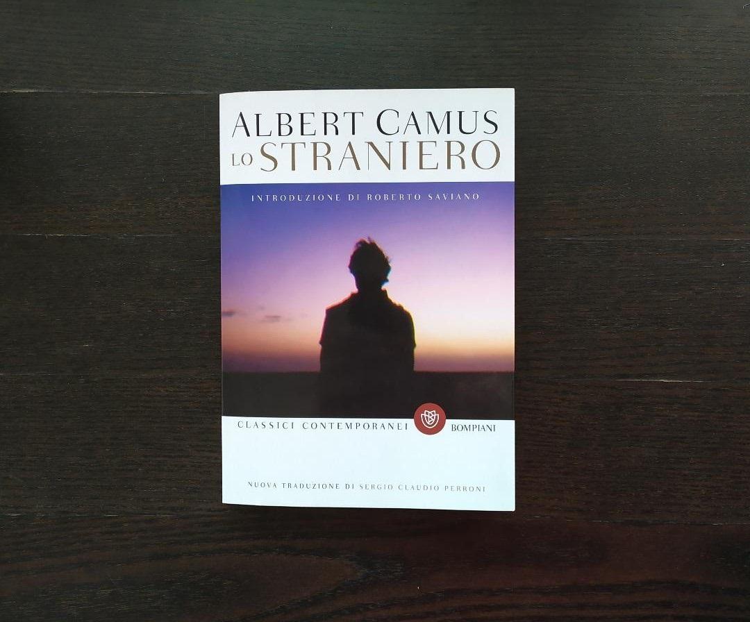 Lo straniero di Camus